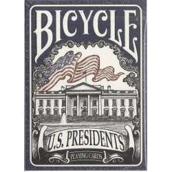 54 Cartes Bicycle US President
