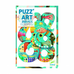 Puzzle : 350 pièces - Octopus