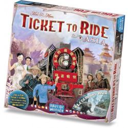 Aventuriers du Rail : Asie