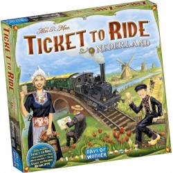 Aventuriers du Rail : Pays-Bas