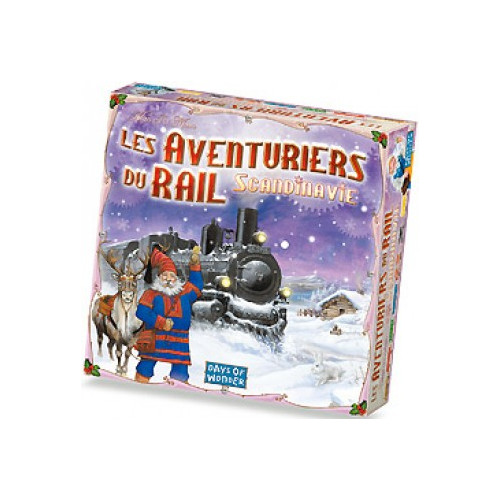 Aventuriers du Rail : Scandinavie