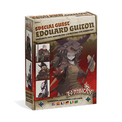 Zombicide Black Plague : Special Guest : Édouard Guitton