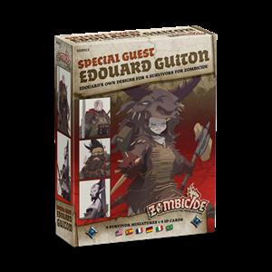 Zombicide Black Plague : Special Guest : Édouard Guitton