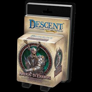 Descent : Lieutenant : Ardus Ix'Erebus
