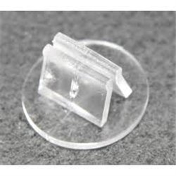 Supports Transparents - Lot de 10