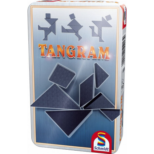Tangram Boite Métal
