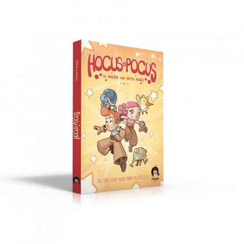 Hocus Pocus : La BD dont vous Etes le Héros