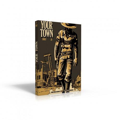Your Town : la BD dont vous êtes le Héros