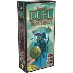 7 Wonders Duel : Pantheon