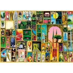 Puzzle : 1000 pièces - Portes Ouvertes