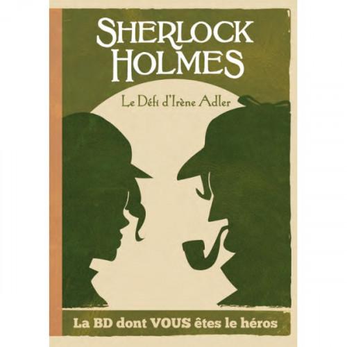 Sherlock Holmes : La BD dont vous êtes le Héros - Tome 4
