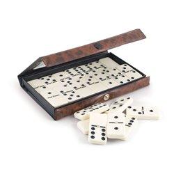 Dominos 6 : Boite en Vynil - Dos Rouge