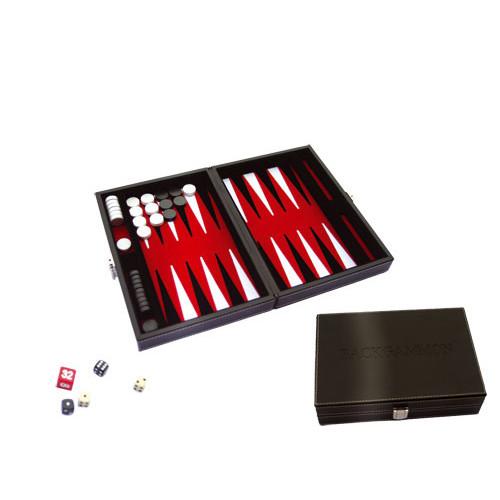 Backgammon de voyage : Magnétique 23 cm