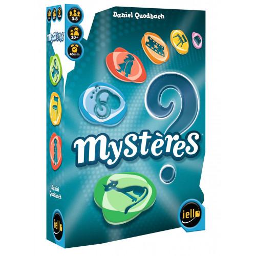 Mystères - Nouvelle édition