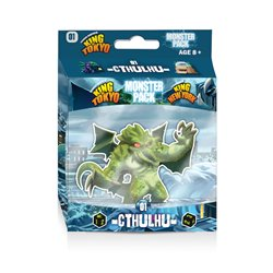 King of Tokyo / New Yok : Monster Pack Cthulhu