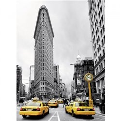 Puzzle : 500 pièces - Flat Iron New York City