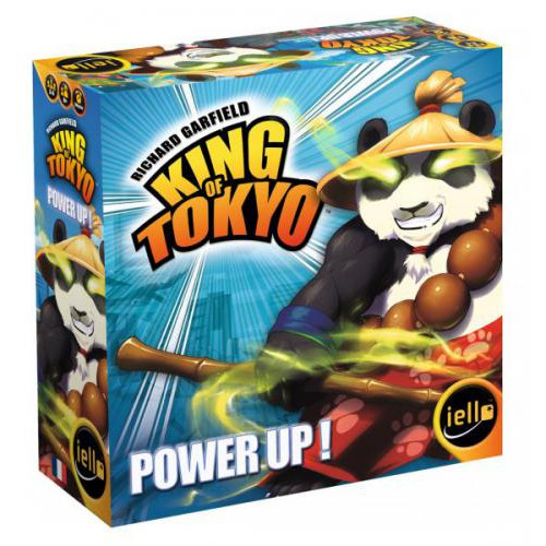 King of Tokyo : Power Up Edition 2017