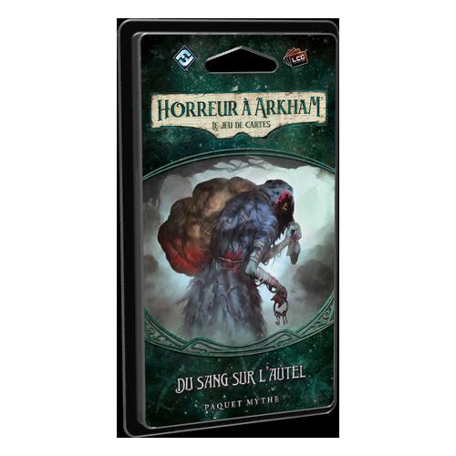 Horreur à Arkham JCE : Du sang sur l'autel