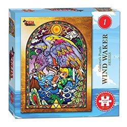 Puzzle : 550 pièces - Zelda The Wind Maker