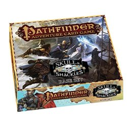 Pathfinder JDC : Skull And Shackles