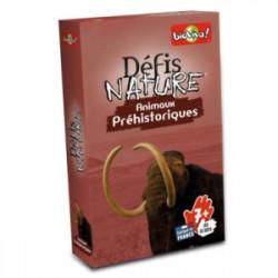 Défis Nature - Animaux préhistoriques