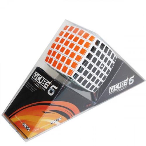 V-Cube 6x6 : Blanc Bombé