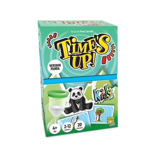 Time's Up Kids Panda