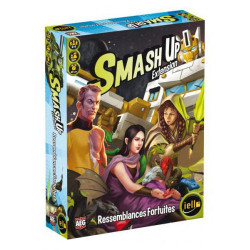 Smash Up : Ressemblance Fortuite