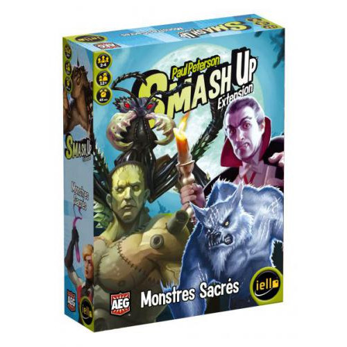 Smash Up : Monstres Sacrés