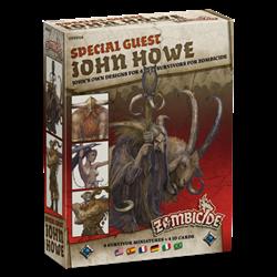 Zombicide Black Plague : Special Guest : John Howe