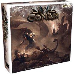 Conan: Extension Stygian (F.Henry/B.Cathala)