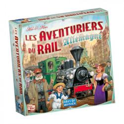 Aventuriers du Rail : Allemagne