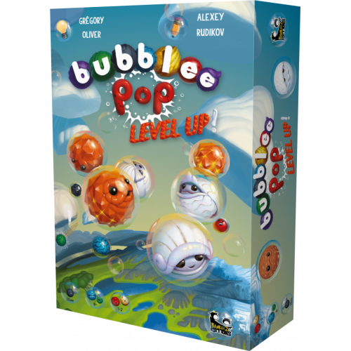 Bubblee Pop Level Up