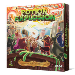 Potion Explosion : Le 5ême Ingrédient