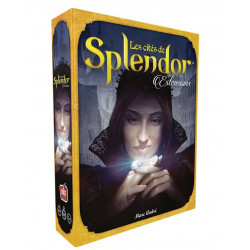 Splendor : Cités de splendor extension
