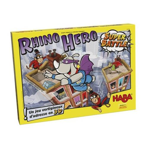 Rino Hero : Super Battle