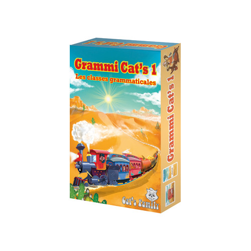 Grammi Cat's 1 : Les classes grammaticales