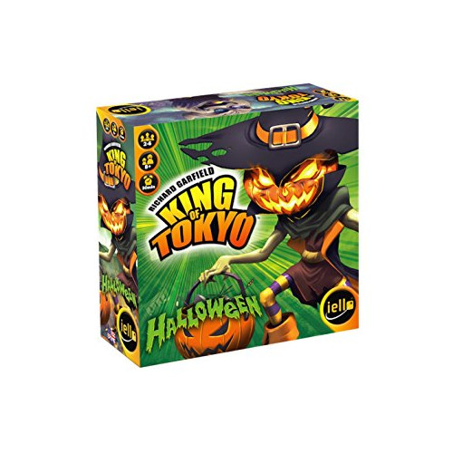 King Of Tokyo : Halloween Pack Collector