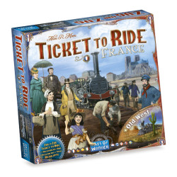 Aventuriers du Rail : France & Old West