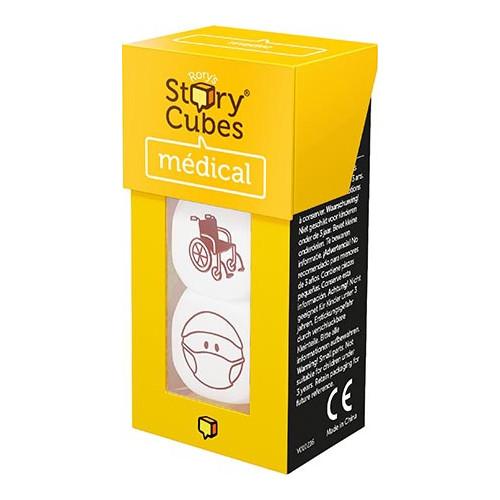 Story Cube Mix : Médical