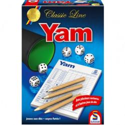 Yam : Boite de jeu Schmidt