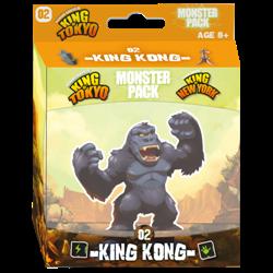 King of Tokyo / New York : King Kong