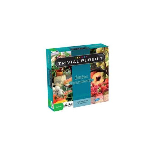 Trivial Pursuit : Gastronomie