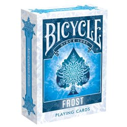 54 Cartes Bicycle : Frost