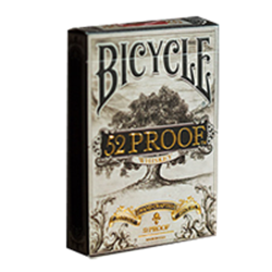 54 Cartes Bicycle : 52 Proof