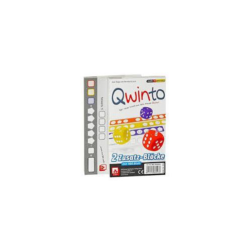 Qwinto : Bloc de score