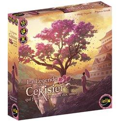 La Légende du Cerisier qui fleurit tous les dix ans