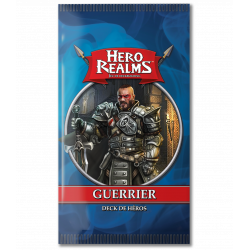 Hero realms : Guerrier