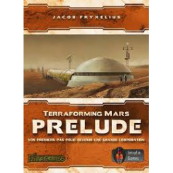 Terraforming Mars : Prelude