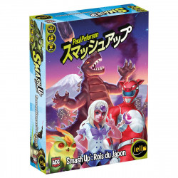 Smash Up : Roi du Japon